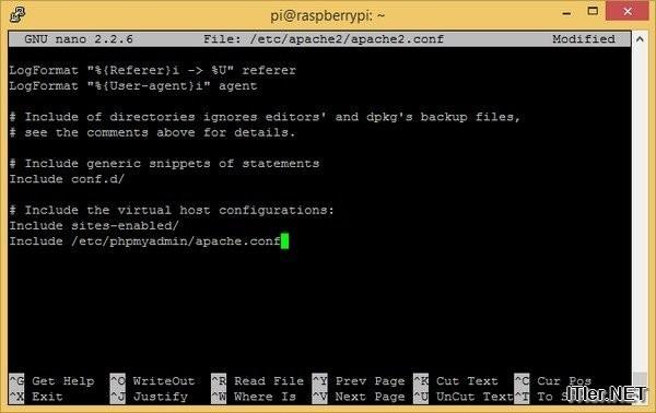 Raspberry Pi – Apache, PHP, MySQL Installation – Anleitung (106)