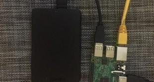 Raspberry Pi - externe 2,5 Zoll USB Festplatte betreiben