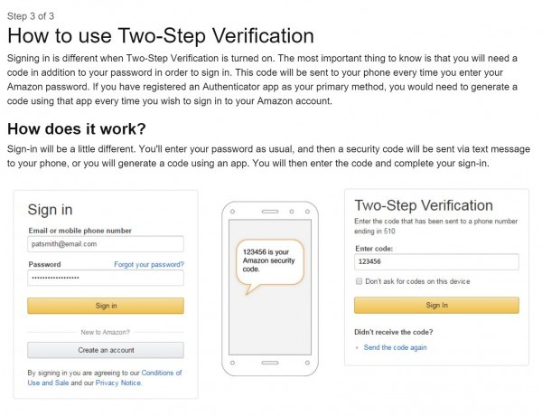 2 Faktor Authentifizierung Amazon (5)