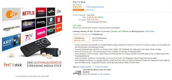 Amazon-Fire-TV-Stick-Angebot-Cyber-Week