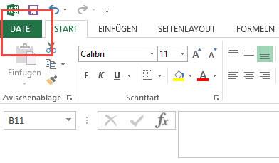 Excel - Entwicklertools einblenden aktivieren - Anleitung-1