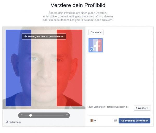 Facebook-temp-Profilbild-einrichten