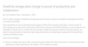 OneDrive - Speicher runter - Microsoft macht sich lächerlich