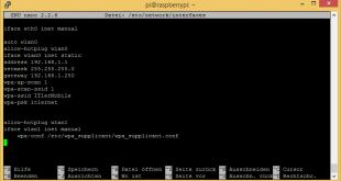 Raspberry Pi - WLAN einrichten und konfigurieren (1)