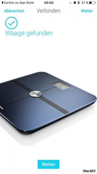 Withings Waage WS-50 im Test (12)
