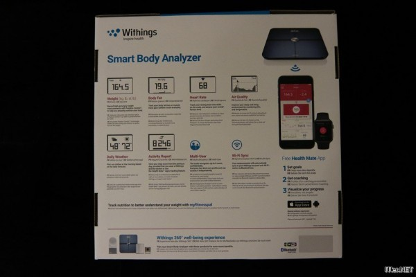 Withings Waage WS-50 im Test (2)