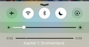 iPhone Sleep Timer - mit Boardmitteln für Ruhe sorgen (1)