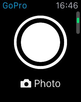 GoPro App - Untertützung - Apple Watch (2)
