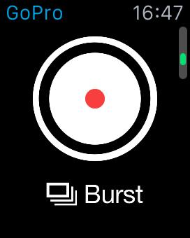 GoPro App - Untertützung - Apple Watch (3)