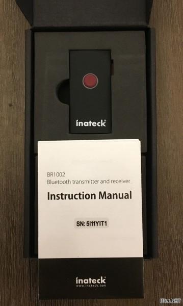 Inateck Bluetooth 3.0 Sender und Empfänger im Test (3)