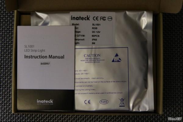 Inateck Lichterkette SL1001 im Test (3)