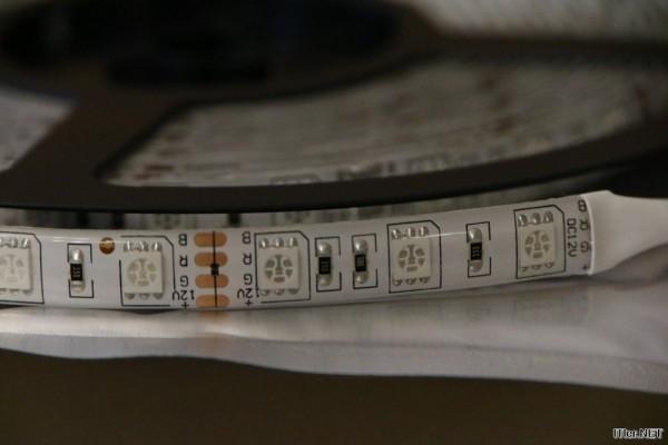 Inateck Lichterkette SL1001 im Test (5)