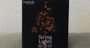 Inateck Lichterkette SL2001 im Test (1)