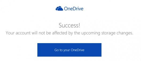 One Drive Speicher behalten - Microsoft rudert zurück 3