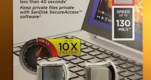 SanDisk Ultra Fit - Test über den kleinen 128 GB USB-Stick (1)