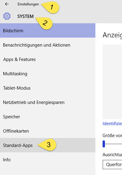 Windows 10 Suche von Bing auf Google umstellen - Anleitung (2)
