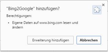 Windows 10 Suche von Bing auf Google umstellen - Anleitung (5)