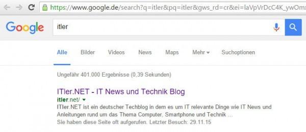 Windows 10 Suche von Bing auf Google umstellen - Anleitung (7)
