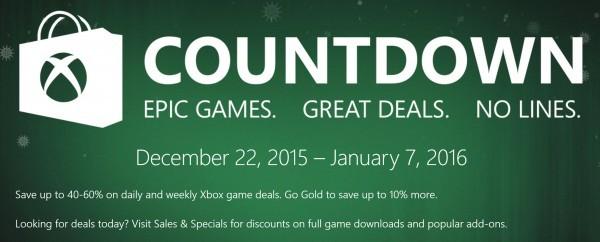 XBOX-Countdown-Sale-XBOX-ONE-Angebot