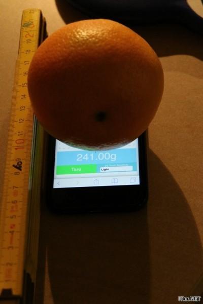 iPhone - über diese Webseite könnt ihr Gewichte wiegen (1)