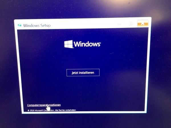 Windows 10 - Passwort vergessen - Passwort knacken (2)
