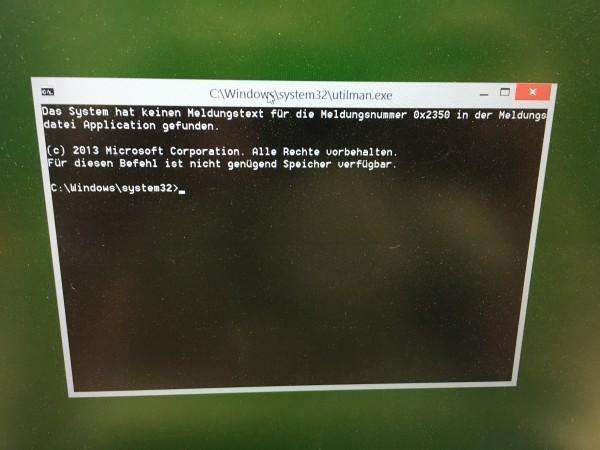 Windows 10 - Passwort vergessen - Passwort knacken (9)