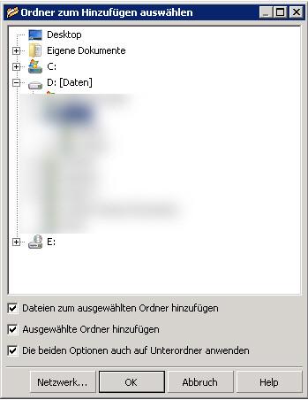 Umlaute in Dateinamen ersetzen - Windows-3