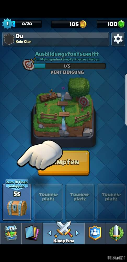 clash royale 2 accounts android deutsch